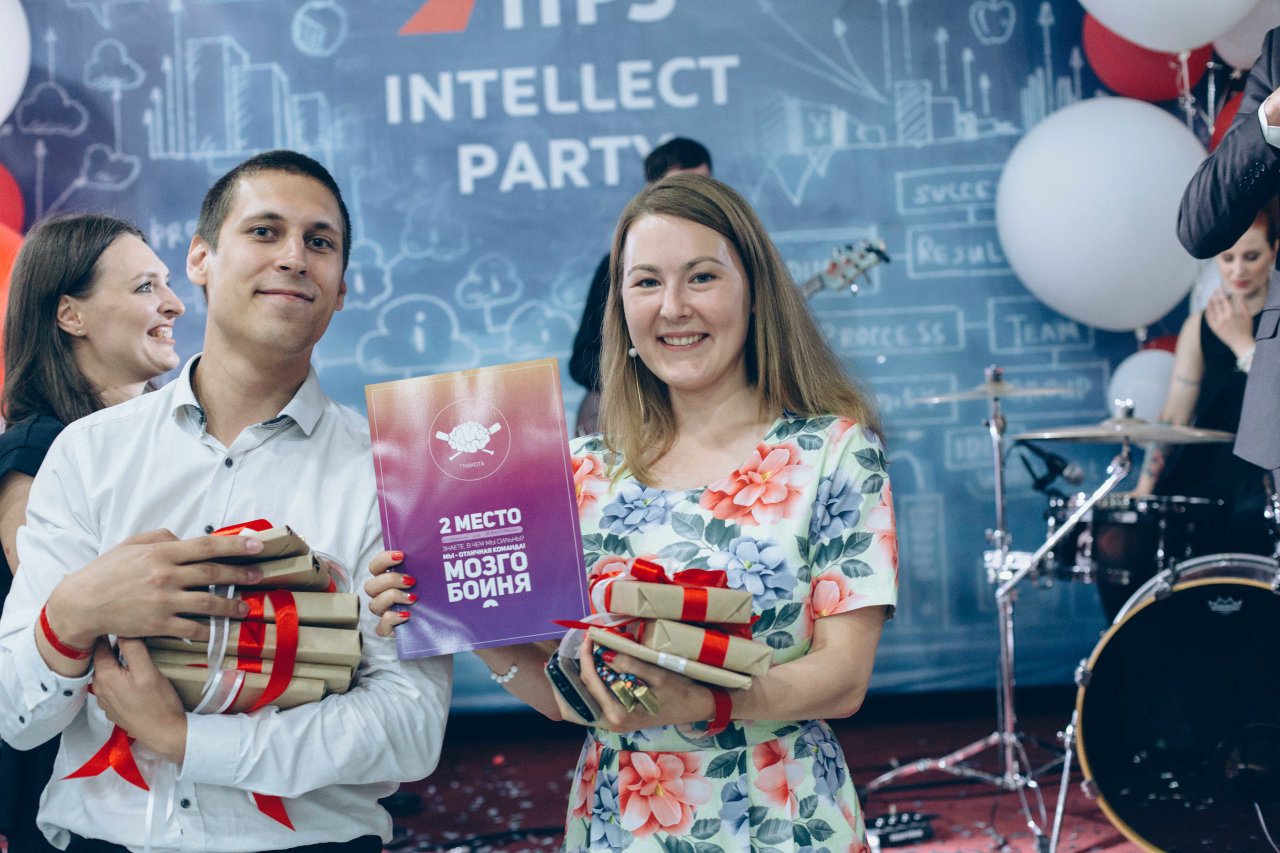 INTELLECT PARTY
